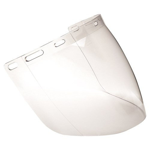 STRIKER VISOR TO SUIT PRO CHOICE SAFETY GEAR BROWGUARDS (BG & HHBGE) CLEAR LENS
