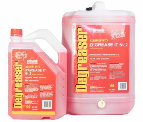Water Based Degreaser