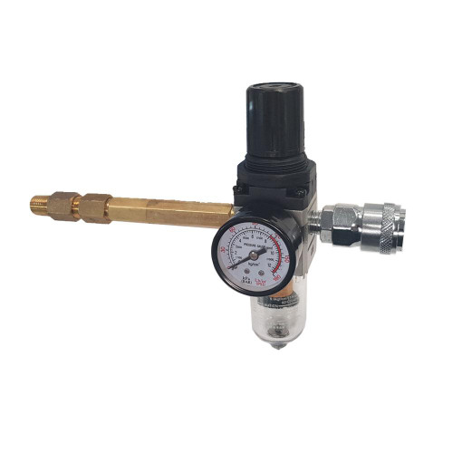 Optional  JC10PLUS Filter Regulator