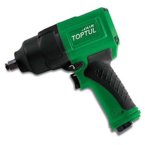 "Toptul KAAJ1680 Air Impact Wrench 1/2"" 800Ft-Lbs"