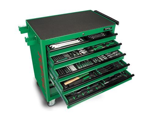 Toptul GT-36001 Jumbo Tool Kit 8 Drawer 360pcs