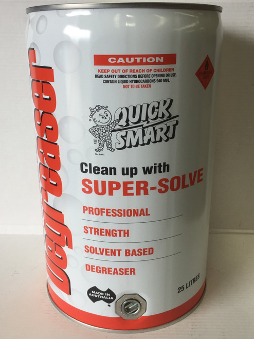 Solvent Based Degreaser