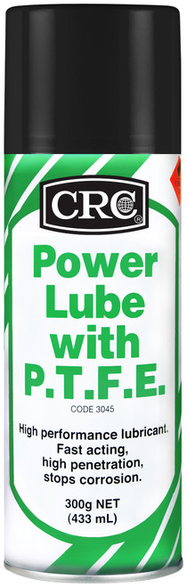 CRC POWER LUBE WITH PTFE 300G