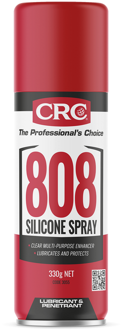 CRC 808 SILICONE 330G