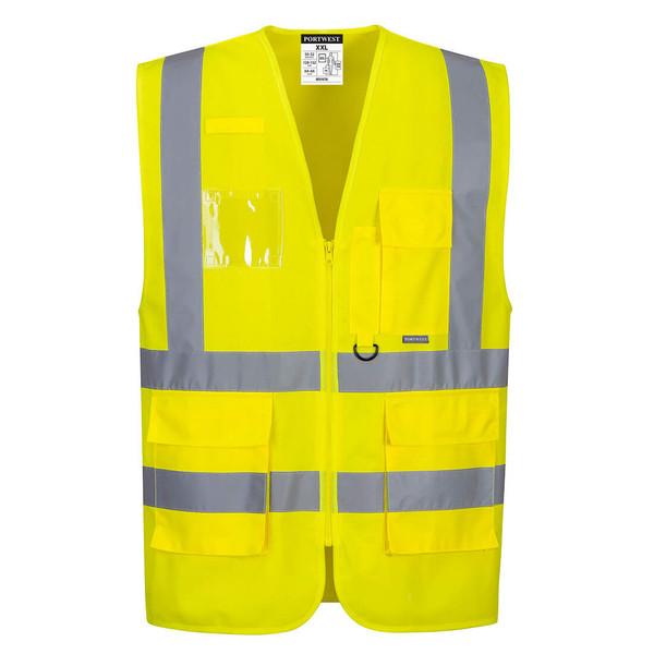 MV476 - Hi-vis Executive vest XL