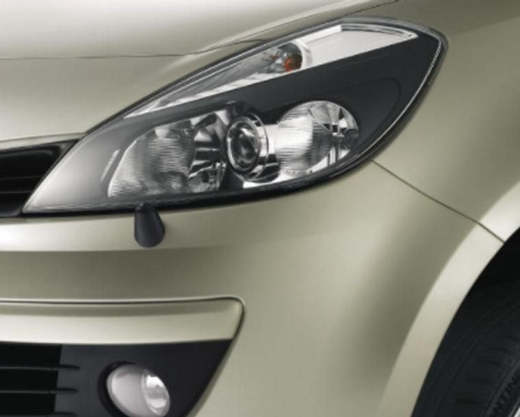 Genuine Renault 260604129R HEADLAMP LEFT SIDE
