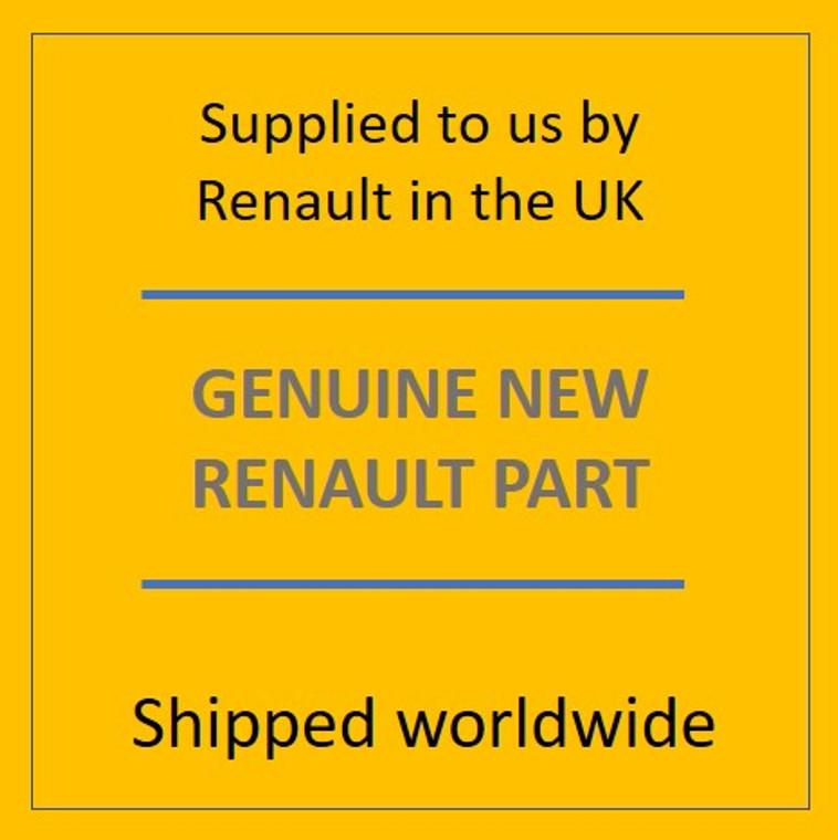 Genuine Renault 749400005R SOUND PRF MAT X95