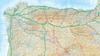 Caminos de Santiago en la Peninsula Ibérica (Detail)