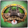 Camino de Santiago de Compostela Cathedral Magnet Souvenir