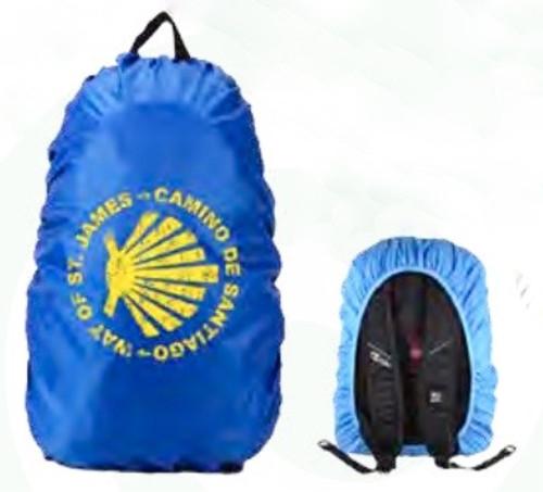 Camino de Santiago backpack / rucksack rain cover