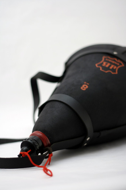 Spanish Bota bag 8 Liters Leather Wineskin