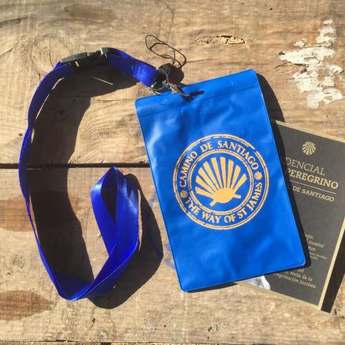 Camino de Santiago Passport / Credential Pouch