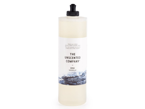 The Unscented Company - Dish Soap - 750ml