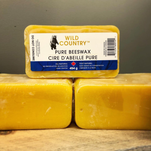 Wild Country Pure Beeswax 454g