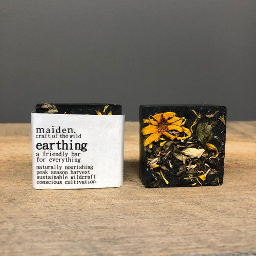 Maiden Manitoulin Earthing Handmade Soap
