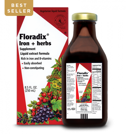 FLORA Floradix Iron 500ml