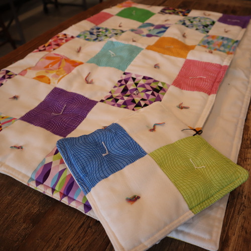 Sweet 'n Simple Child's Quilt & Pillow