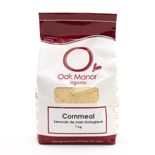 Oak Manor Cornmeal 1kg