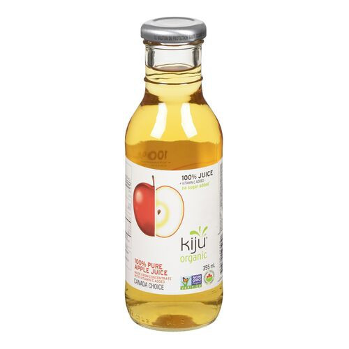 SALE - Kiju Apple Juice Glass 355ml