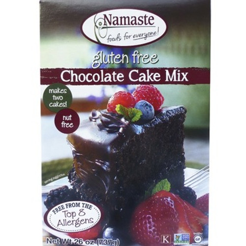 SALE - Namaste Chocolate Cake Mix 737g
