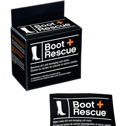 Boot Rescue Cleaning Wipes (10)