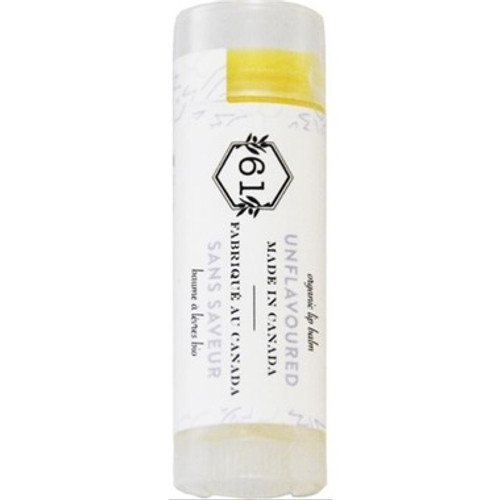 Crate 61 Lip Balm - Unflavoured