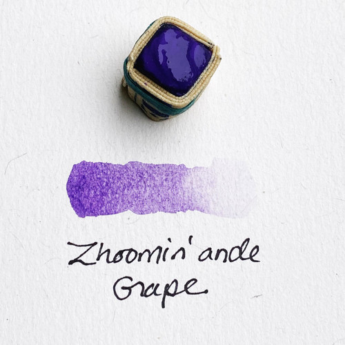 14 - Grape / Zhoomin'ande (Beam Paints)