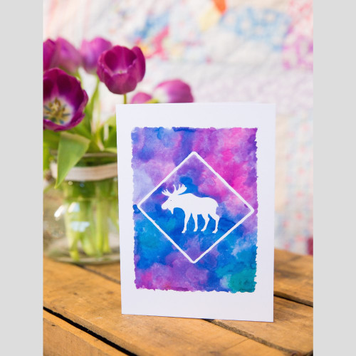 Heirloom Island - Greeting Card - Mr. Moose