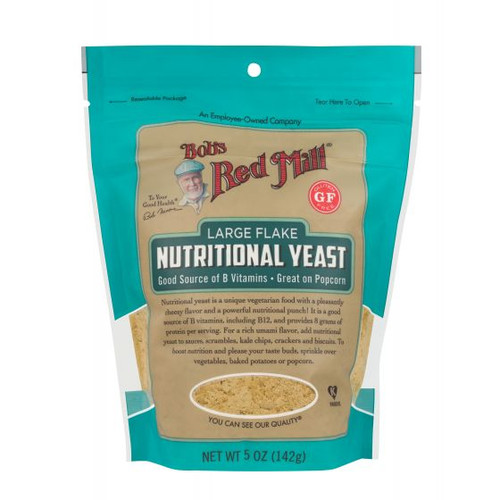 Bob's Red Mill Nutritional Yeast, 142g