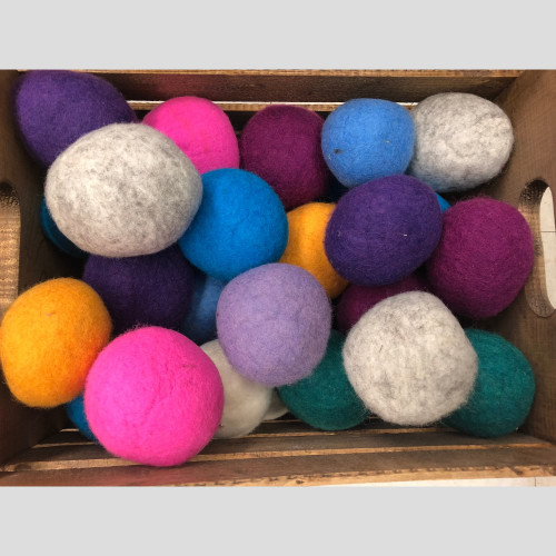 Splat and Co. Wool Dryer Balls