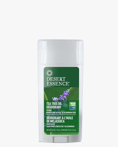 Desert Essence Tea Tree Deodorant