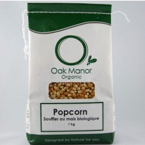 Oak Manor Popcorn 1kg