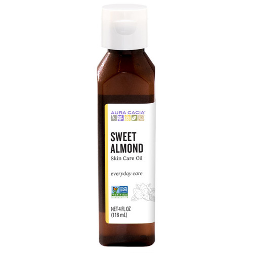 Aura Cacia Sweet Almond Skin Care 118ml