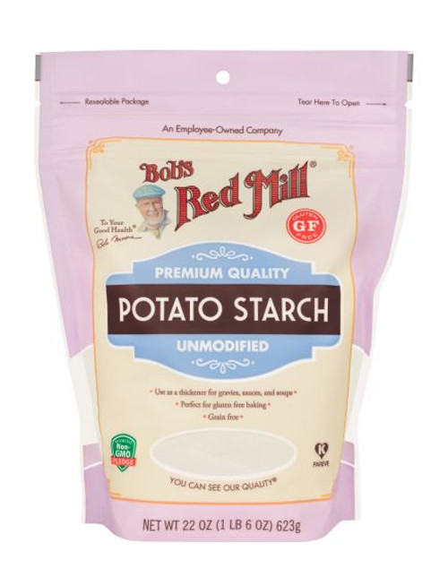 Bobs Red Mill - Potato Starch 624g