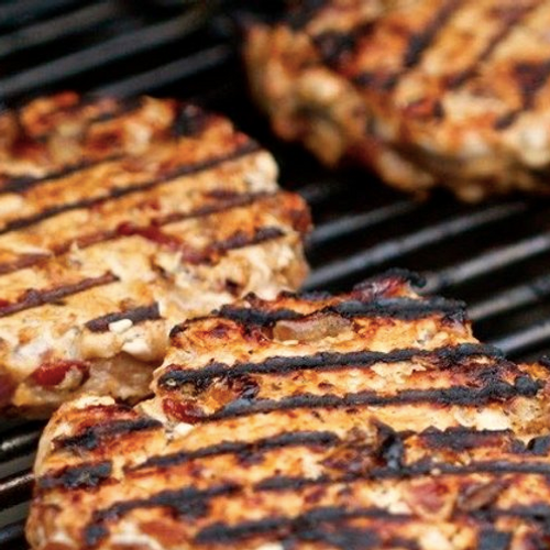 LOCAL MEAT - Pork Burgers x4 - Martin's Country Market