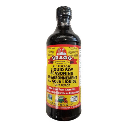 Braggs Liquid Soy Seasoning 473ml