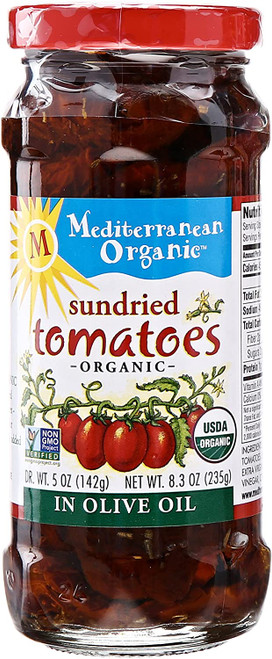 Mediterranean Sundried Tomatoes in Olive Oil 250ml
