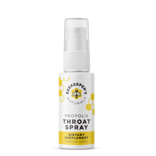 Beekeeper's Naturals - Propolis Throat Relief