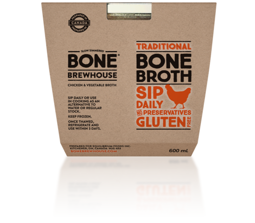 Brewhouse Bone Broth Chicken Vegetable