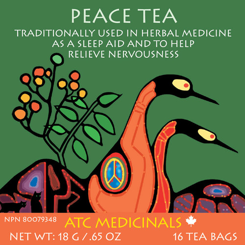 Algonquin Tea Peace