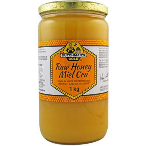 Dutchman's Gold Raw Honey 1kg