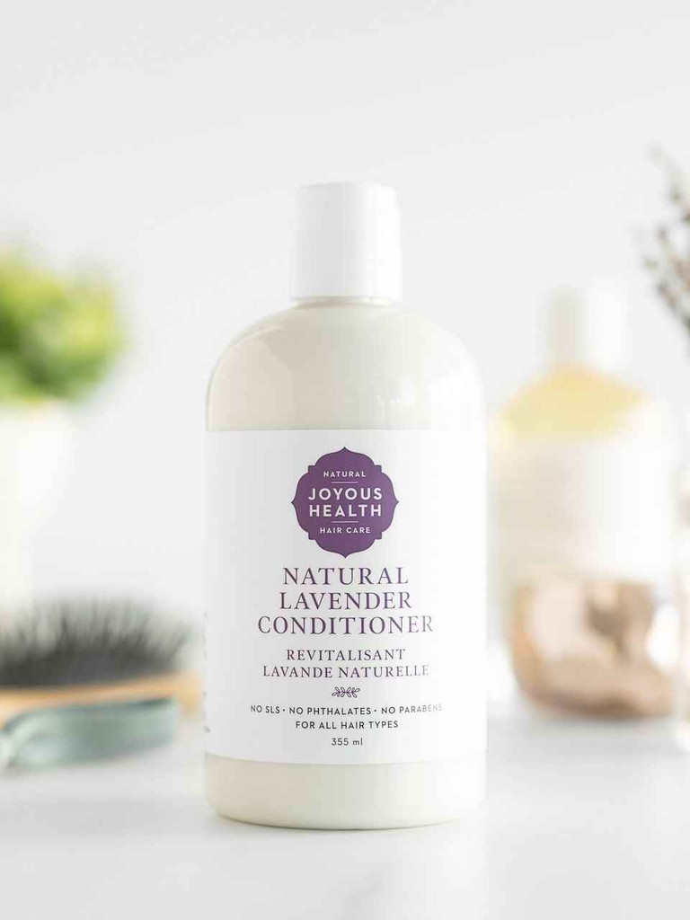 Joyous Health Natural Lavender Conditioner