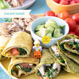 Joyous Health Little Food Lovers Healthy Lunches