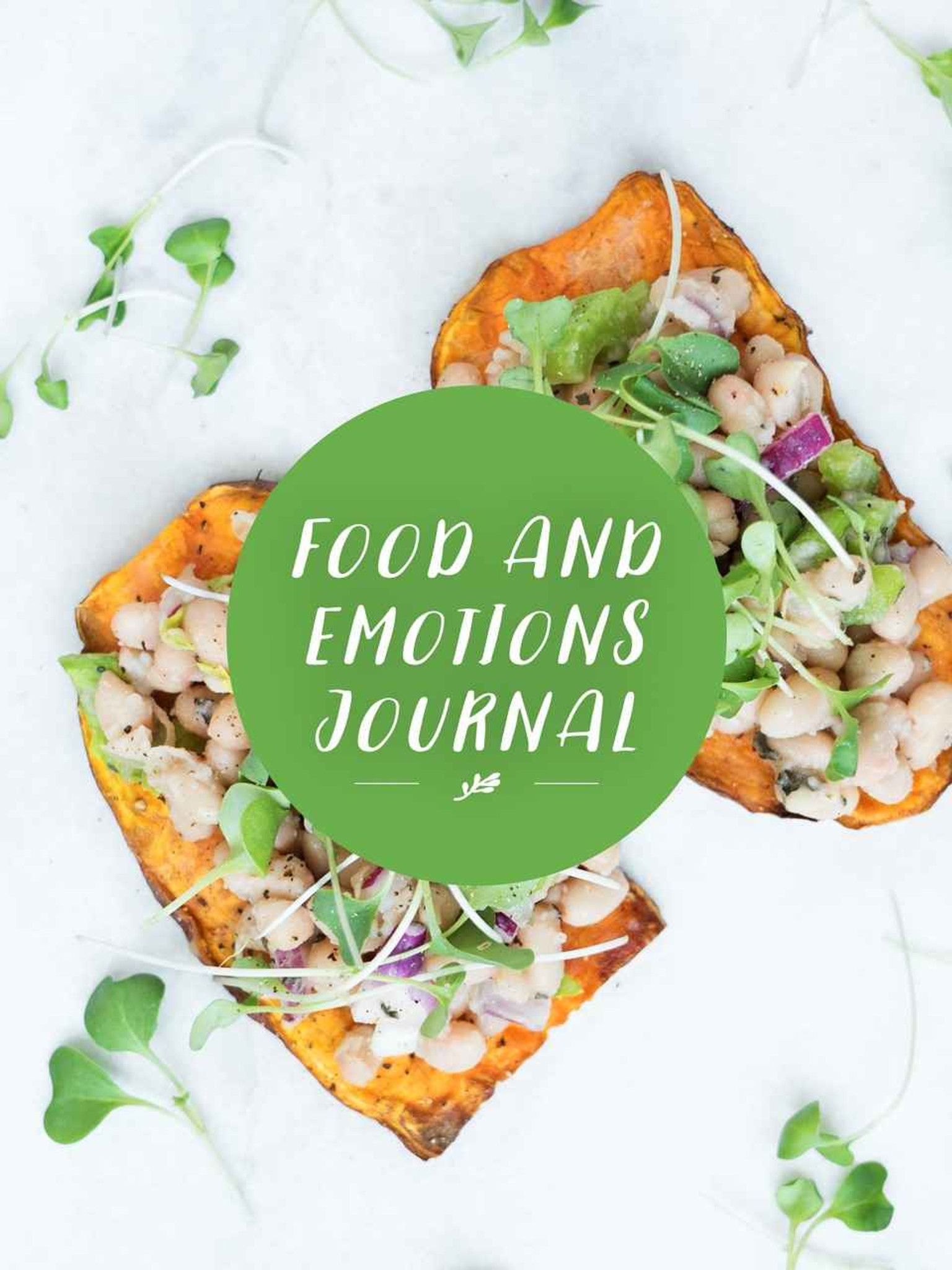 Joyous Health Food and Emotions Journal