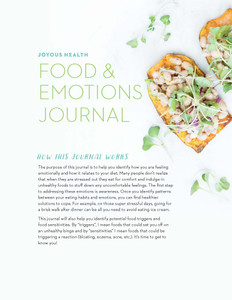 Food and Emotions Journal