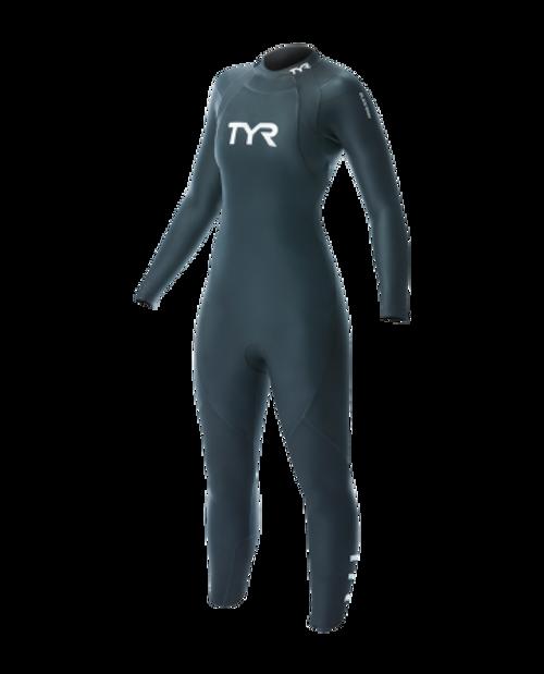 TYR Women's Hurricane CAT-I Wetsuit Full