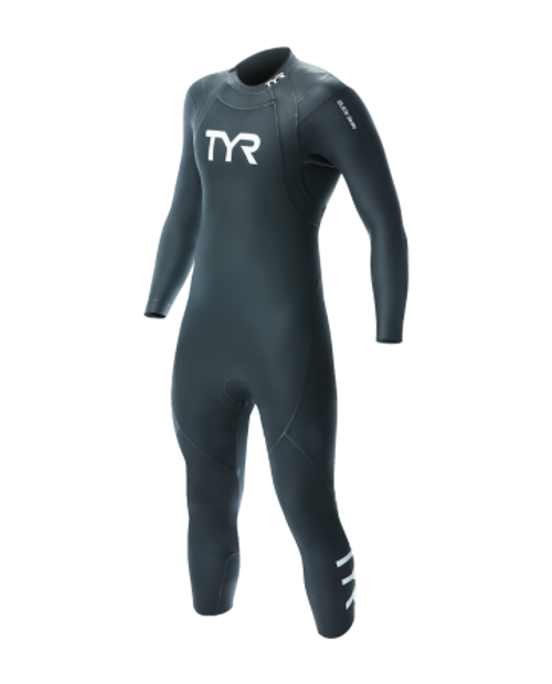 TYR Men's Hurricane CAT-I Wetsuit Full - S/M