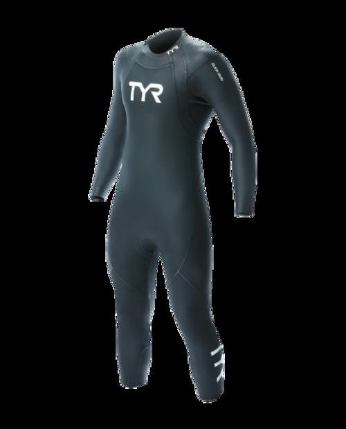 TYR Women's Hurricane CAT-I Wetsuit Full Med