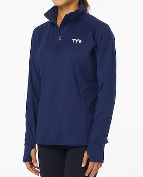 Western Branch 1/4 Zip Sweatshirt