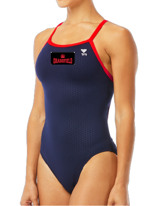 Grassfield Female Suit